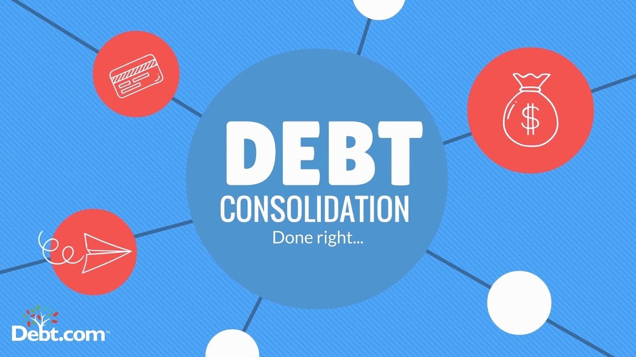 Debt Consolidation Loans: Taking Control Of Your Credit Card Debts