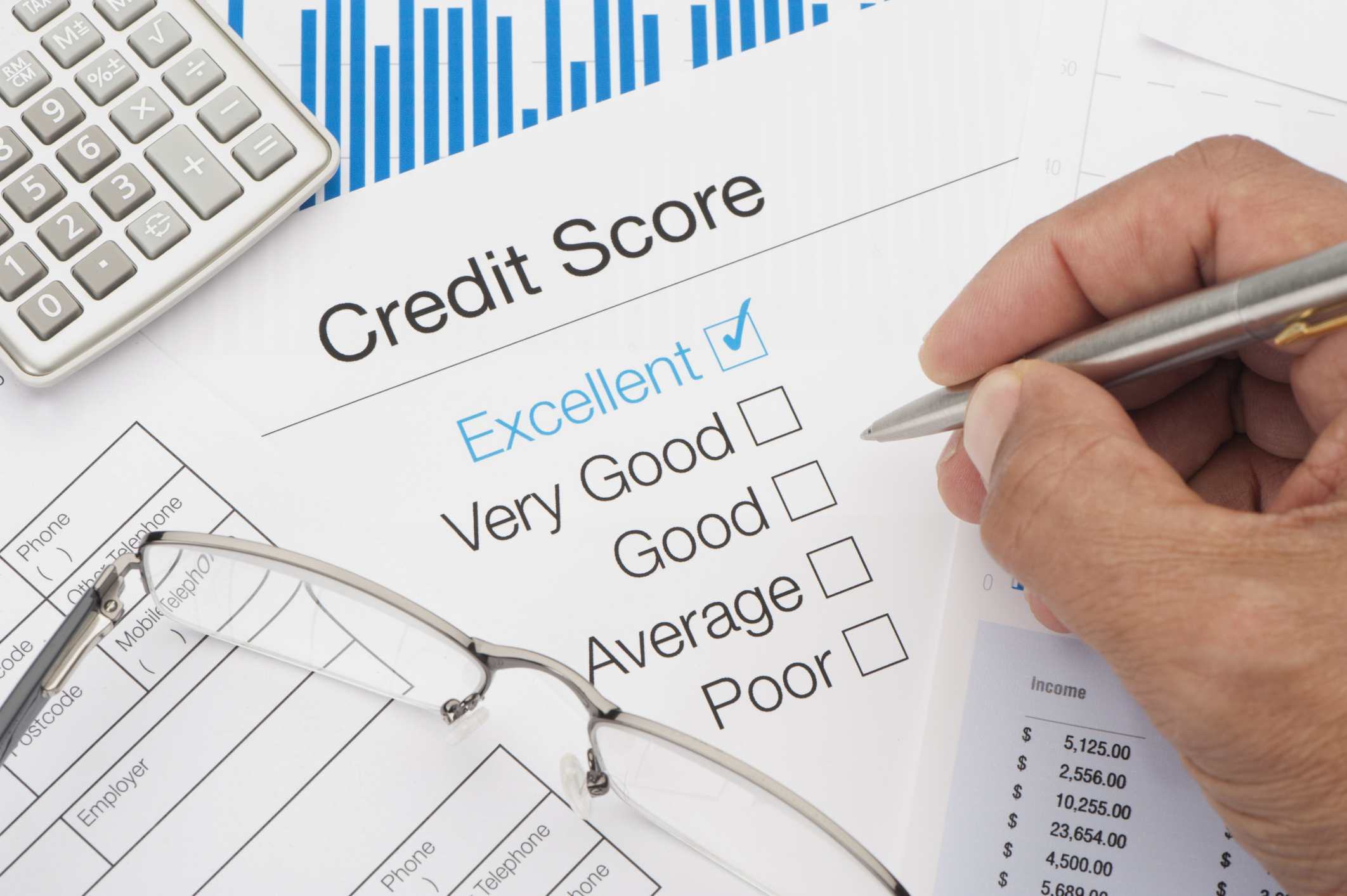 Improve Your Bad Credit History And Get Better Interest Rates